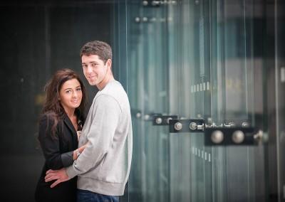 couple at Mann Island