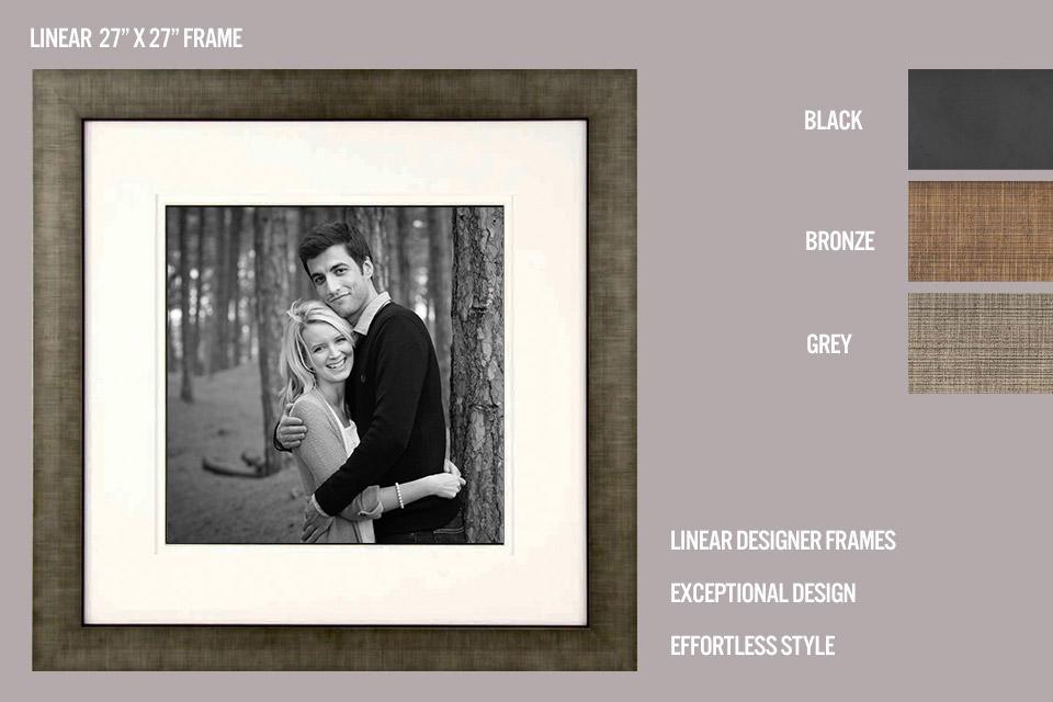 Linear Frame Gray