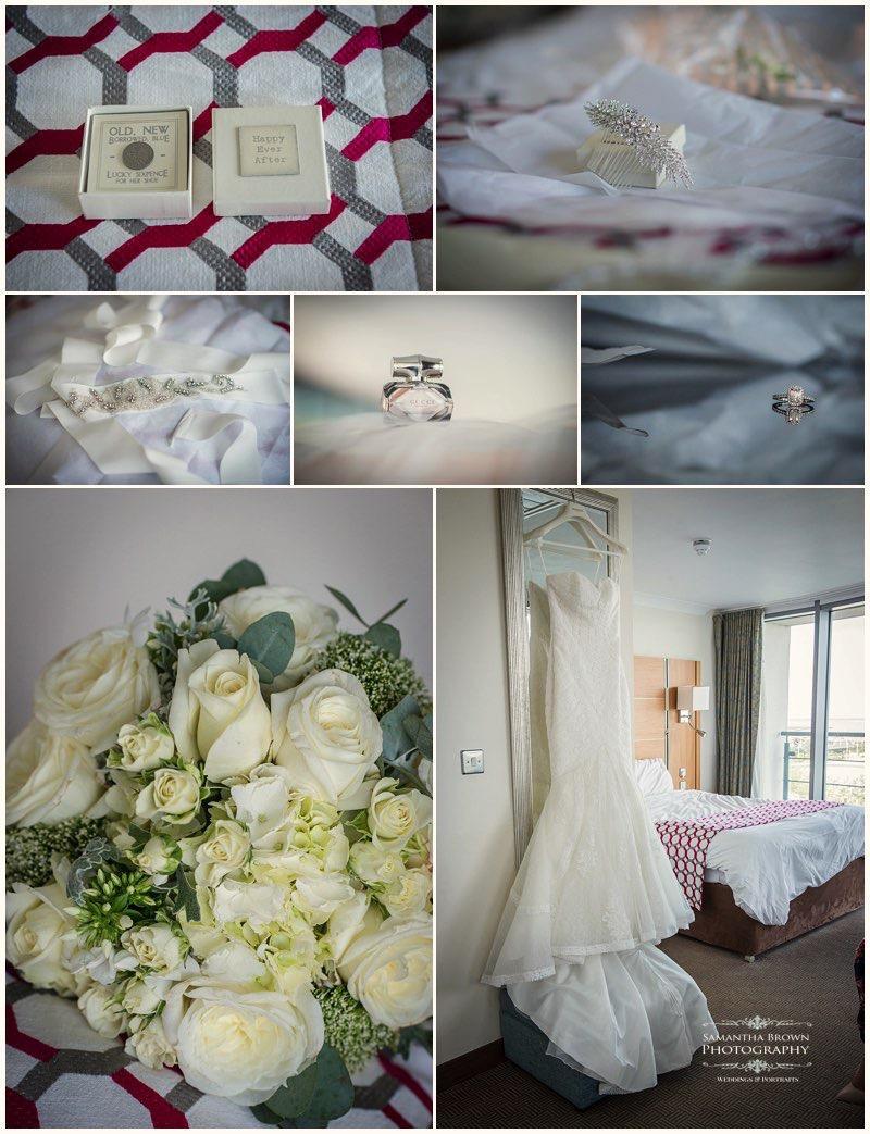 Nic & Si's Meols Hall Wedding by Samantha Brown Photography