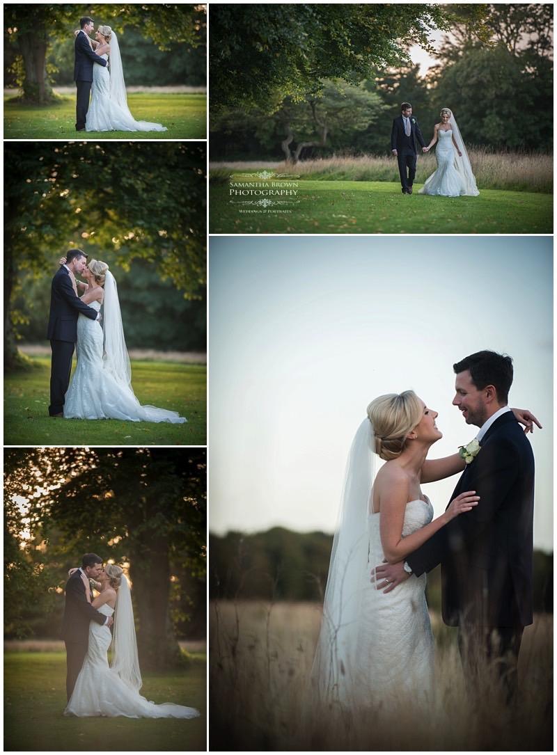 Nicola & Si's Wedding Meols Hall and grounds