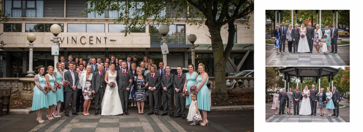 Groups at the Vincent - By Samantha Brown Photography