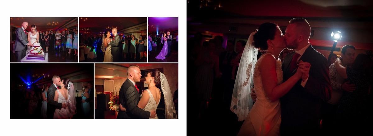 Sam & John's Wedding at The Vincent the last dance