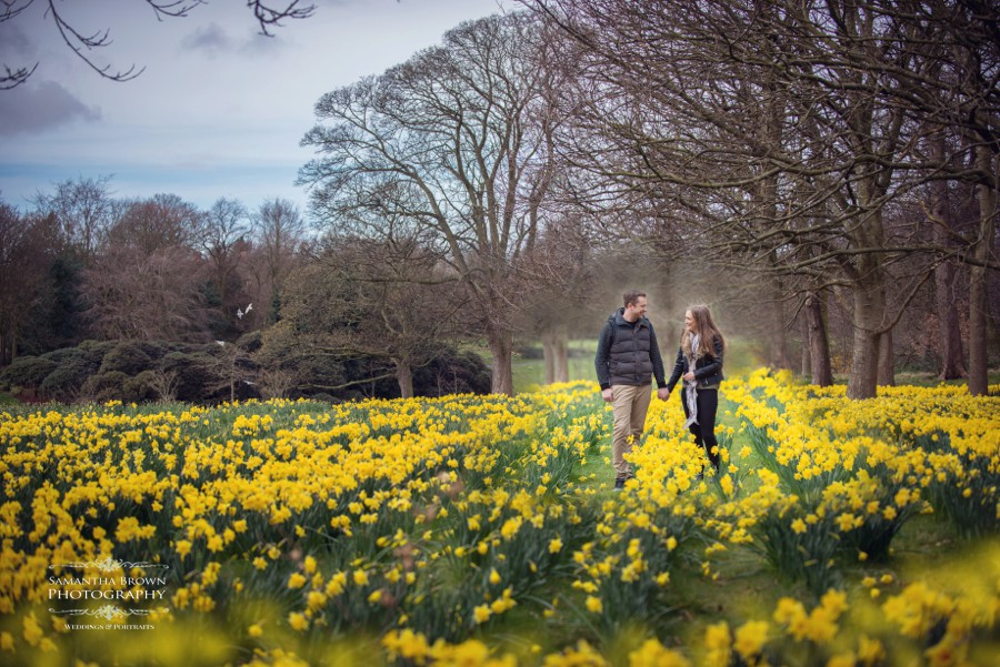 Bethan & Ben's pre wedding shoot Sefton Park