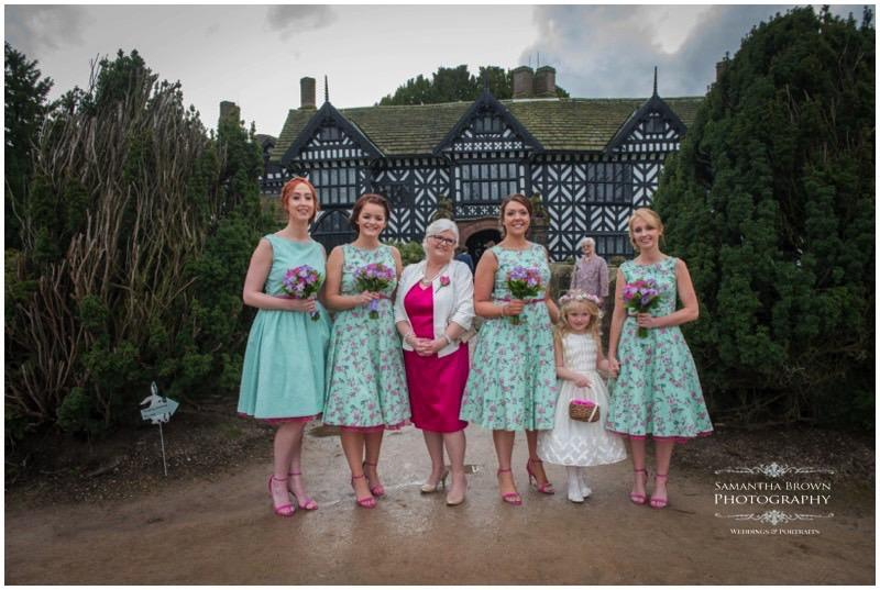Laura & Mike's Speke Hall Wedding by Samantha Brown Photography