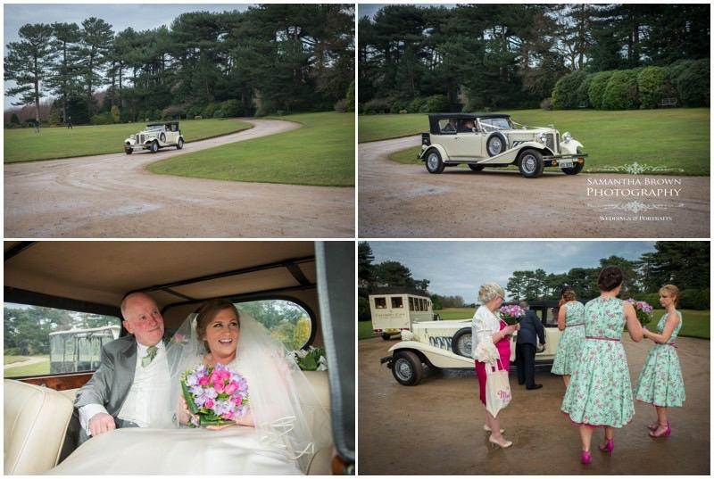 Laura & Mike's Speke Hall Wedding by Samantha Brown Photography 3