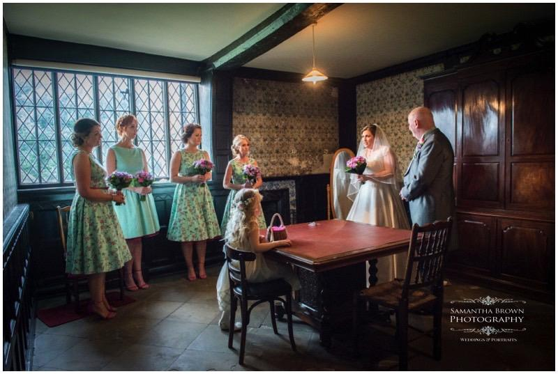 Laura & Mike's Speke Hall Wedding by Samantha Brown Photography 04