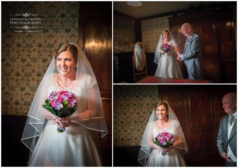 Laura & Mike's Speke Hall Wedding by Samantha Brown Photography 05