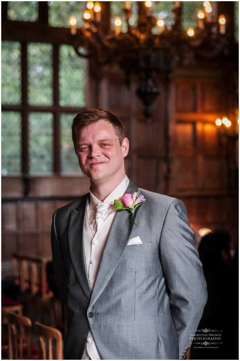 Laura & Mike's Speke Hall Wedding by Samantha Brown Photography 06