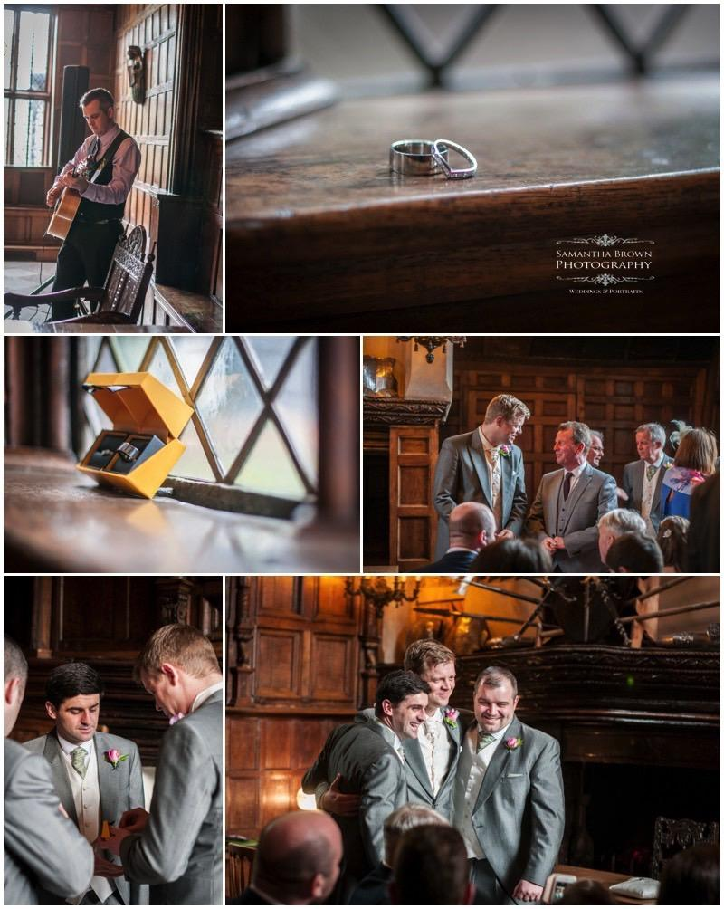 Laura & Mike's Speke Hall Wedding by Samantha Brown Photography 07