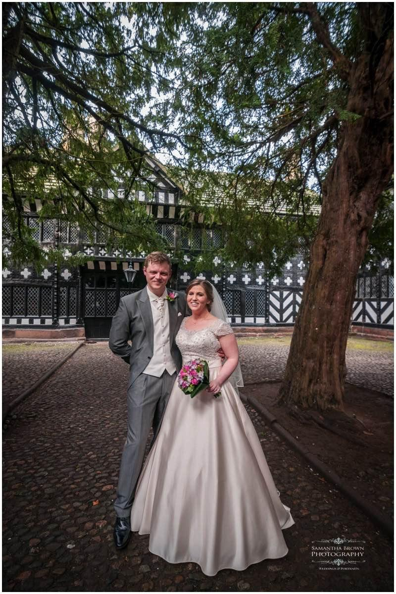 Laura & Mike's Speke Hall Wedding by Samantha Brown Photography_0024