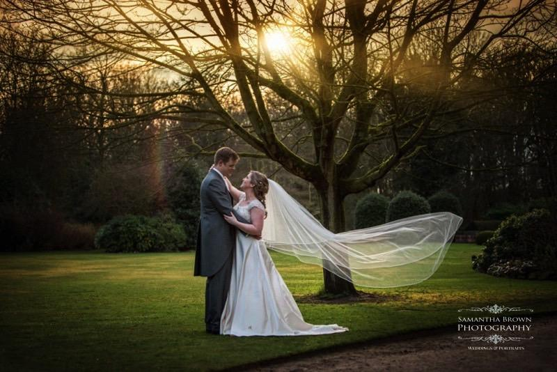 Laura & Mike's Speke Hall Wedding