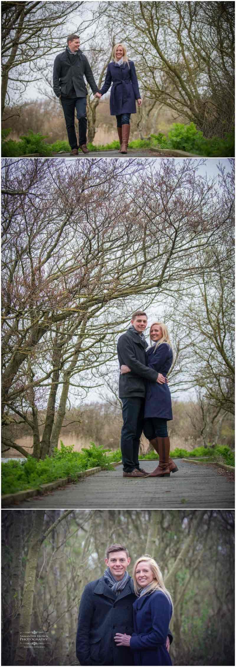 Steph & Geoff's Pre Wedding Shoot Ainsdale