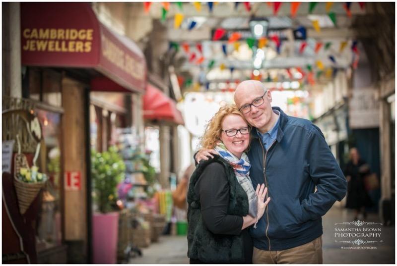 Annie & Alastair's Pre Wedding Shoot