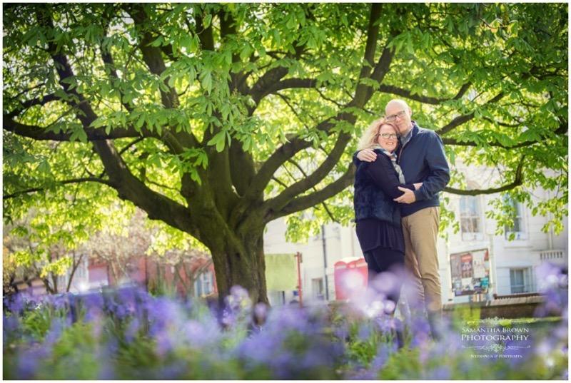 Annie & Alastair's Pre Wedding Shoot by Samantha Brown Photography