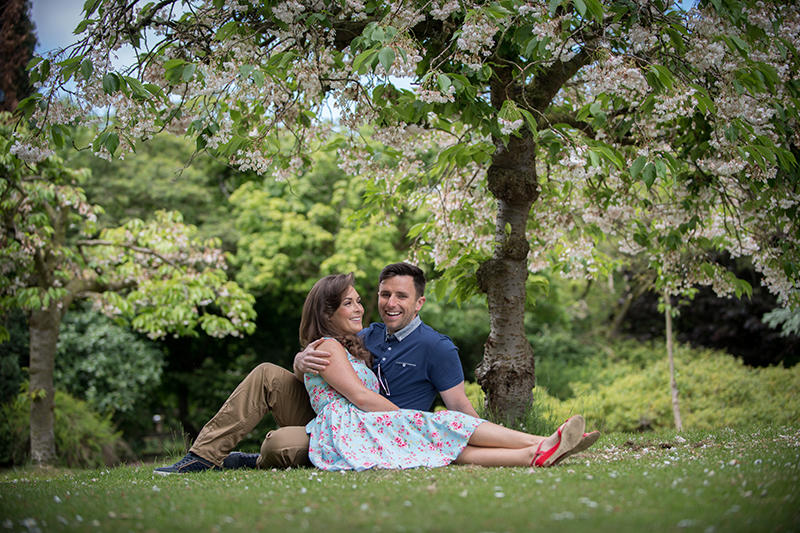 Sarah & Lee Pre Wedding Shoot