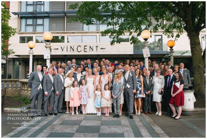 Steph & Geoff's Wedding Vincent Hotel