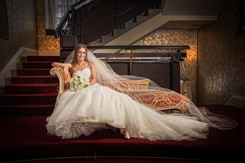 Bride at 30 James Street