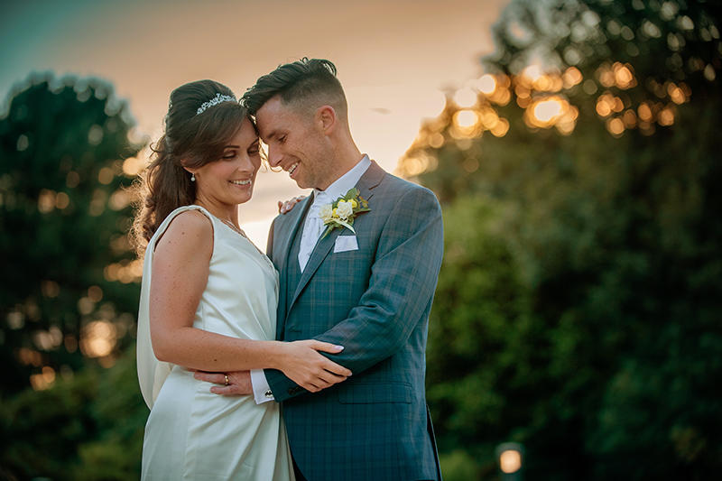 Sarah and Lee's Palm House Wedding