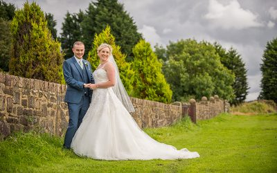 Claire & Andy's Beeston Manor Wedding