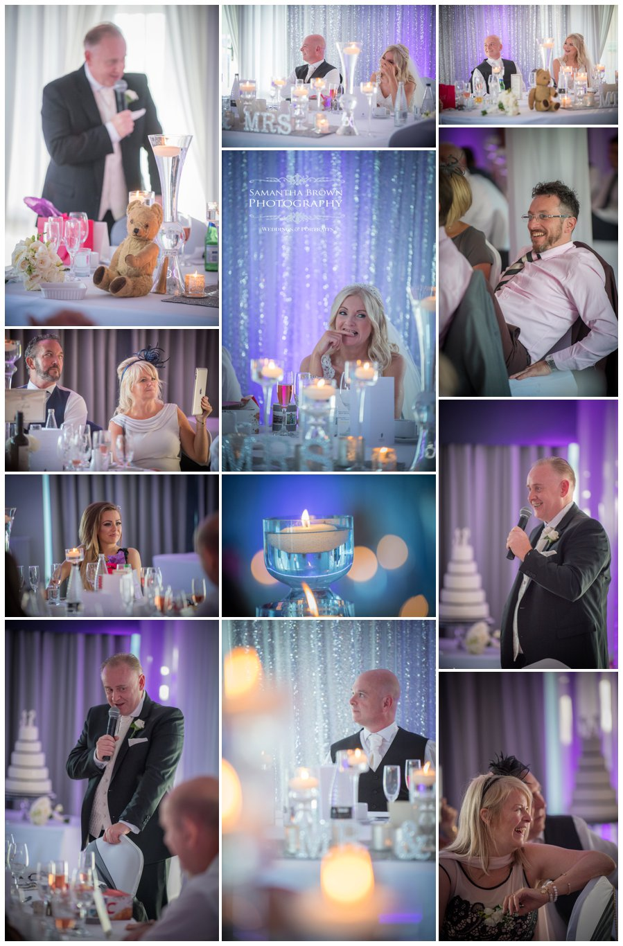 Wedding Speeches at Formby Hall