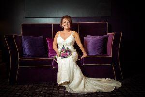 Bride at Malmaison Liverpool
