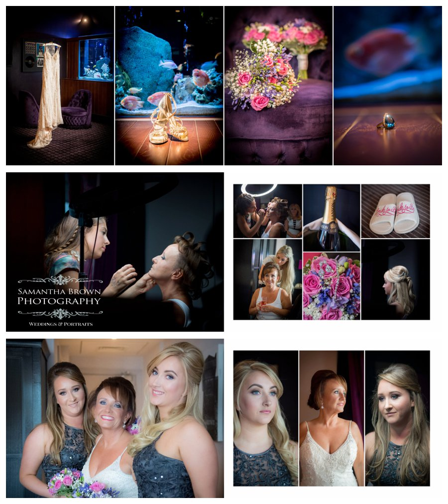 Wedding Photography at Malmaison Liverpool