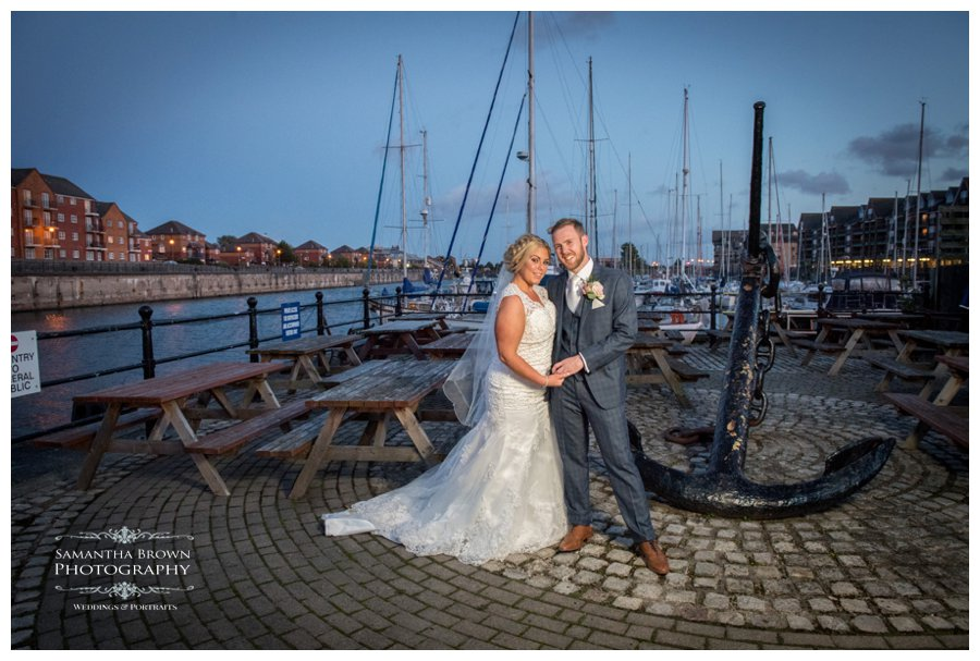 Yacht Club wedding Liverpool