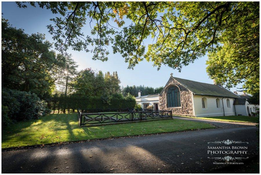 Lathom Chapel