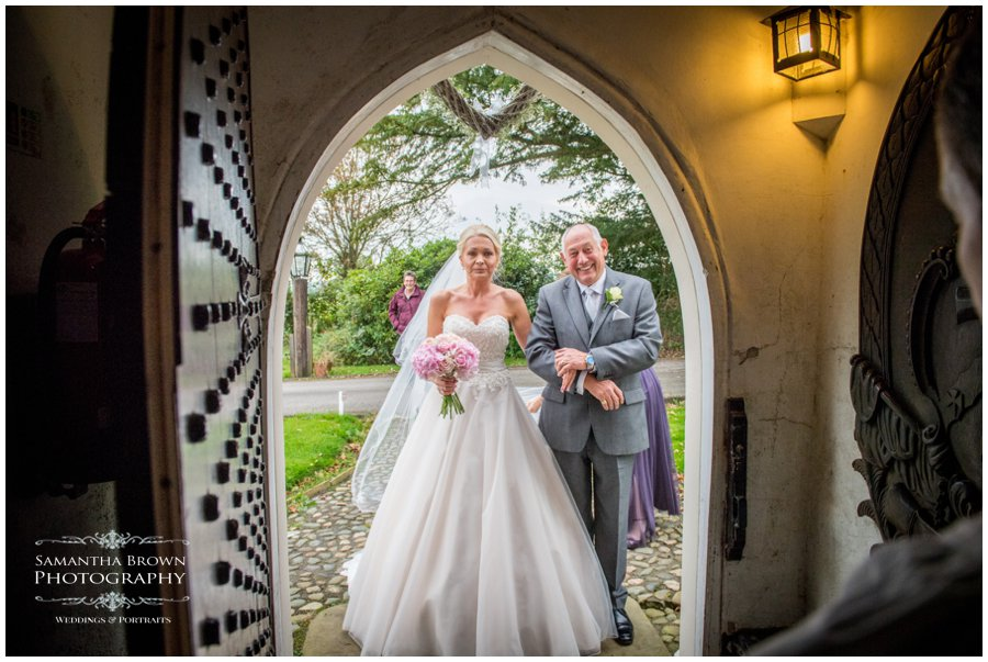 Lathom Chapel Weddings