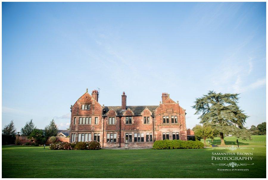 Colshaw Hall Estate