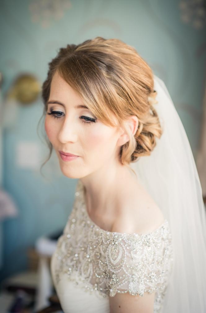 Sleeklens Base Edit 2 preset applied to image of a bride