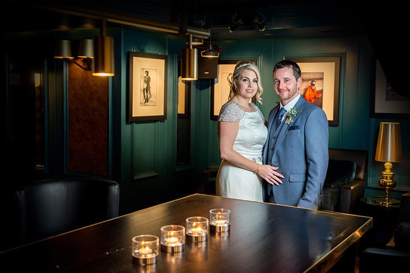 Vincent Hotel Wedding Southport