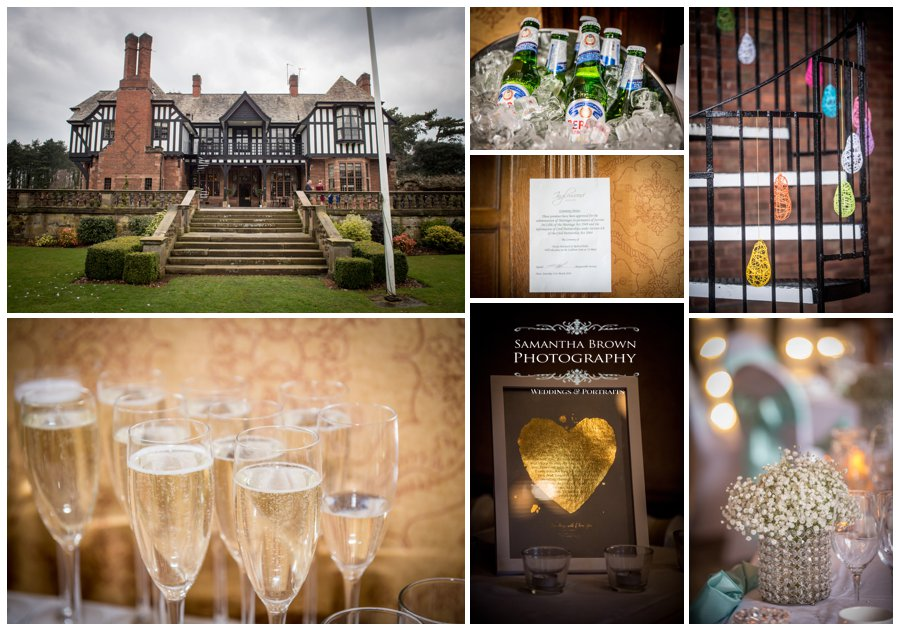 Ingle wood Manor, a wedding venue in Cheshire