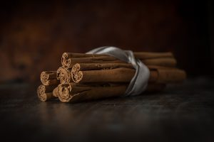 still life of cinnamon sticks Liverpool