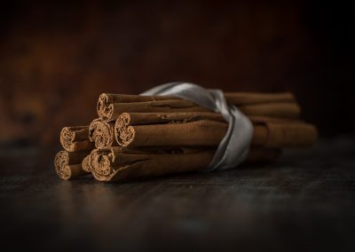 still life of cinnamon sticks Liverpool