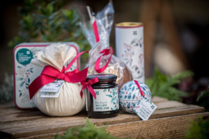 Food items for sale at Speke Hall Liverpool