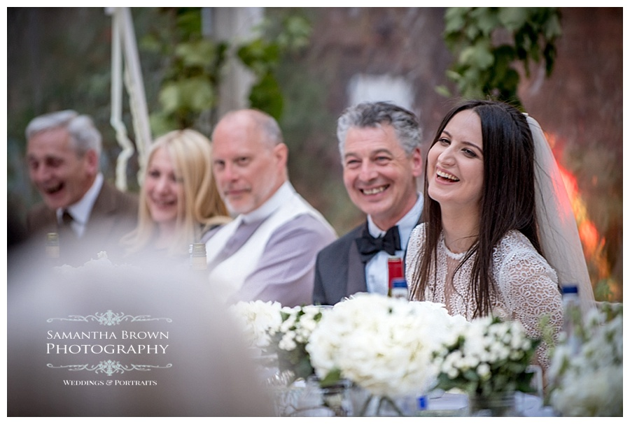 St Lukes Bombed out Church Liverpool wedding speeches