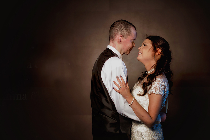 Gemma and Mike Malmaison Wedding