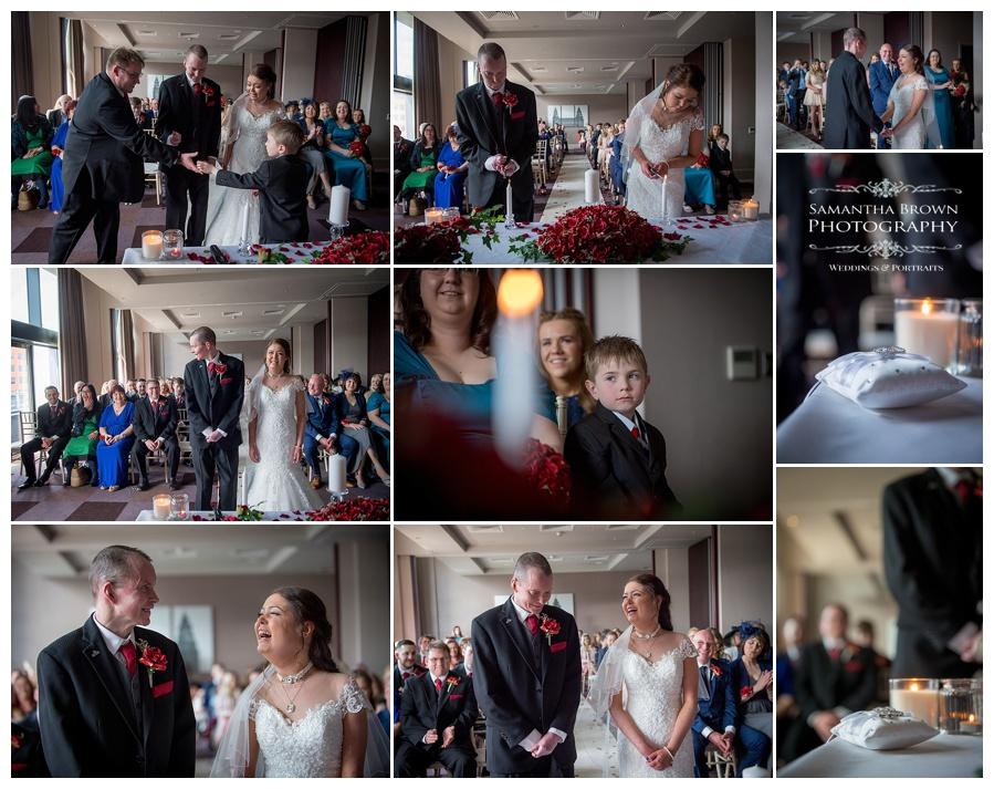 Mike the groom at Malmaison Liverpool