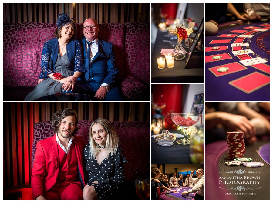 wedding reception at Malmaison Liverpool